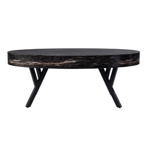 Twemlow Faux Marble Cocktail Table