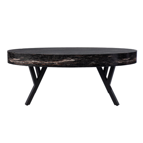 Image of Twemlow Faux Marble Cocktail Table