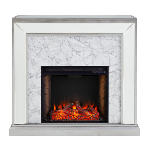 Image of Trandling Alexa Smart Fireplace