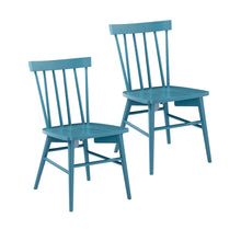 Load image into Gallery viewer, Wendlebury Blue Dining Chair Set – 2pc  -  DN1088708