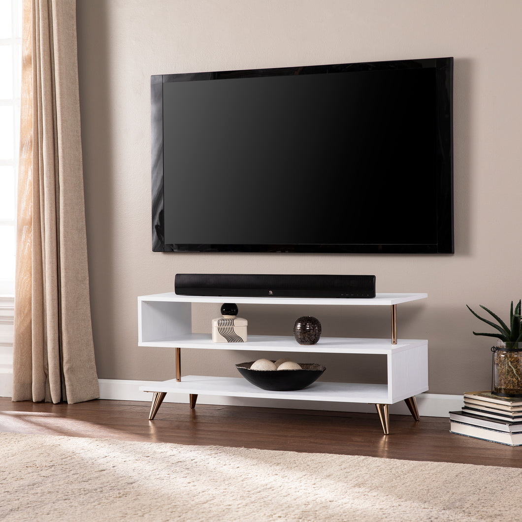 Sills Low Profile TV Stand  -  MS9204