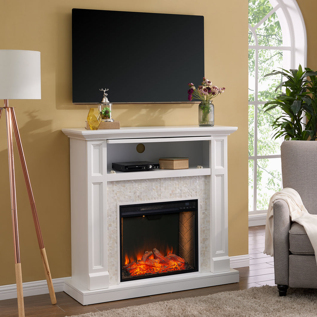 Nobleman Alexa Smart Fireplace   -  FS9396