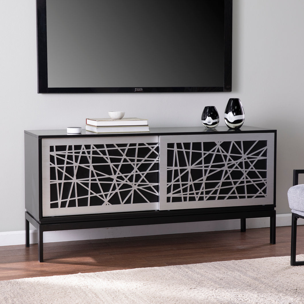 Arminta Contemporary Media Cabinet  -  MS1095156