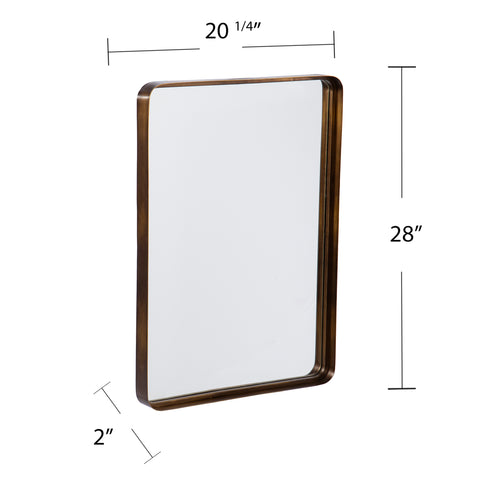 Image of Waymire Decorative Mirror