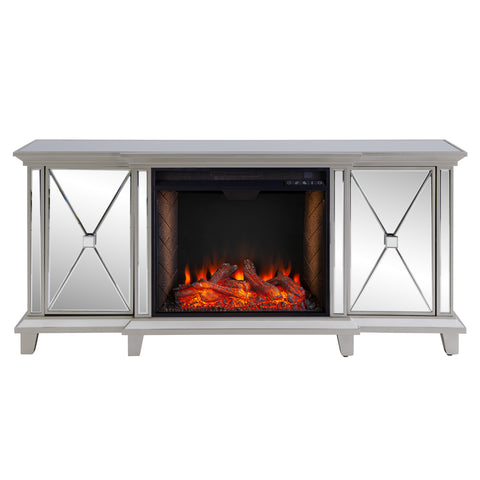 Image of Toppington Alexa Smart Fireplace