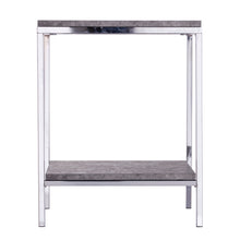 Load image into Gallery viewer, Lyrran Faux Concrete End Table  -  CK1005902