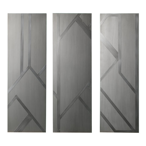 Glazenbury Decorative Wall Panels – 3pc Set