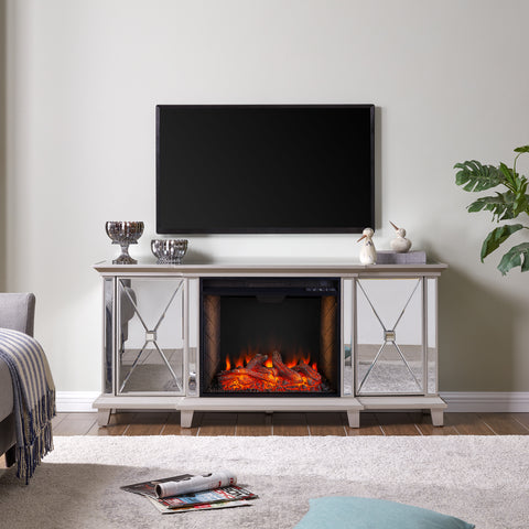 Toppington Alexa Smart Fireplace