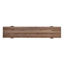 Load image into Gallery viewer, Dunlin Rustic Industrial Bench  -  BC0117