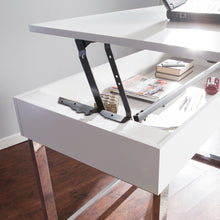 Load image into Gallery viewer, Inman Adjustable Height Sit-Stand Desk  -  HO0162