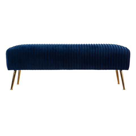Delaird Contemporary Upholstered Bench