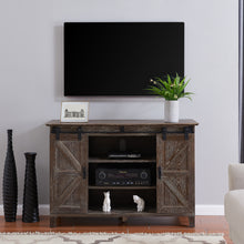 Load image into Gallery viewer, Holmes Barn Door TV Stand  -  MS8099