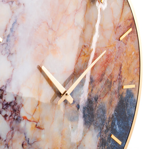 Image of Marbella Multicolor Wall Clock