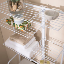 Load image into Gallery viewer, Harrisvan White Bath Organizer  -  BT5342