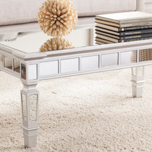 Load image into Gallery viewer, Glenview Glam Mirrored Rectangular Cocktail Table  -  CK3630