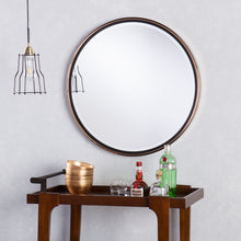 Load image into Gallery viewer, Wais Round Wall Mirror  -  WS5467