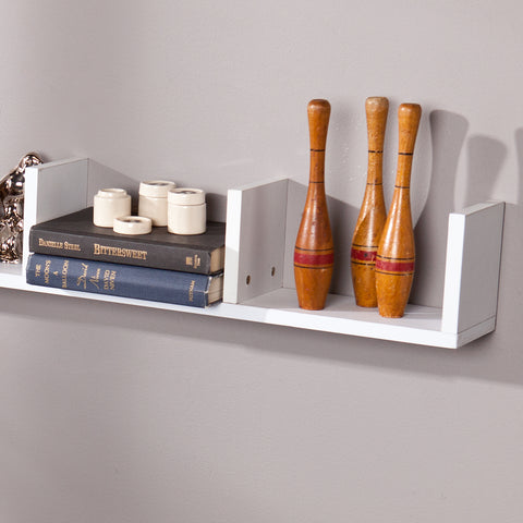 Image of Seaside Shelf - White