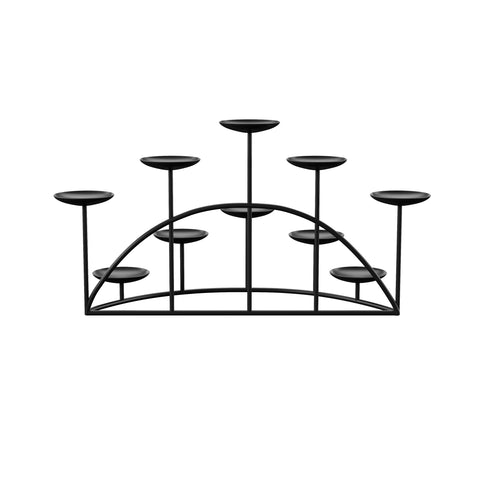 Image of 10 Candle Candelabra