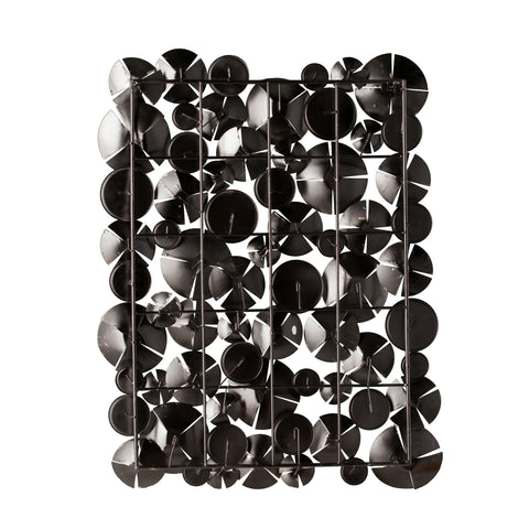 Locarno Metal Wall Sculpture