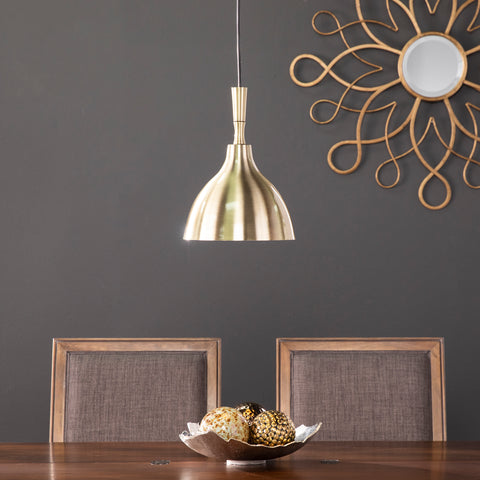 Image of Wixmere Industrial Pendant Lamp