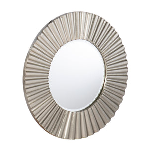 Hessmer Round Decorative Mirror