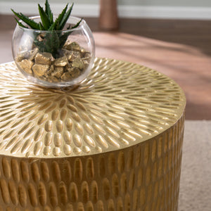 Doylin Round Accent Table