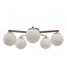 Load image into Gallery viewer, Lynda Contemporary 5-Light Pendant Lamp  -  LT8269