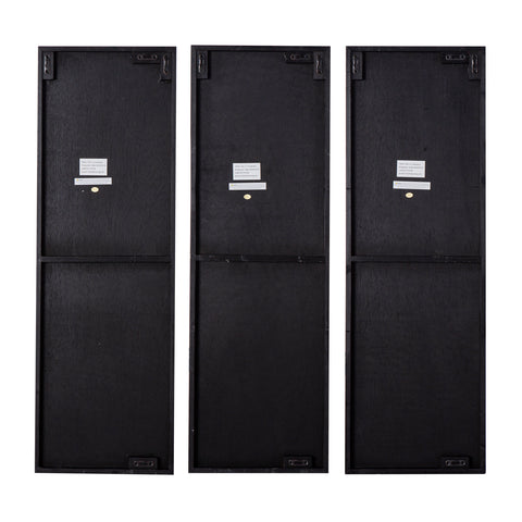 Mavlani Decorative Wall Panels – 3pc Set