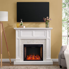 Load image into Gallery viewer, Nobleman Alexa Smart Fireplace   -  FS9396