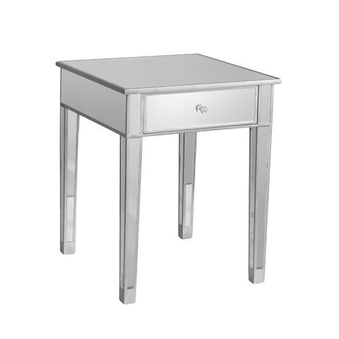 Image of Mirage Mirrored Accent Table