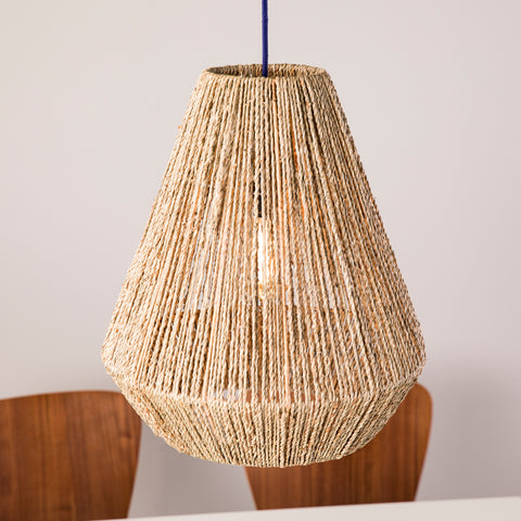 Image of Lennat Seagrass Pendant Shade