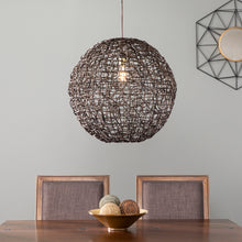 Load image into Gallery viewer, Leandriss Round Pendant Shade  -  LT1084353