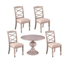 Load image into Gallery viewer, Brandsmere Traditional 5pc Dining Set  -  DN10083