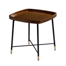 Load image into Gallery viewer, Morling Midcentury Modern Square End Table  -  CK1003802