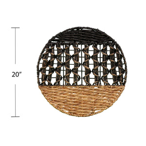Mable Woven Wall Décor- 3pc Set