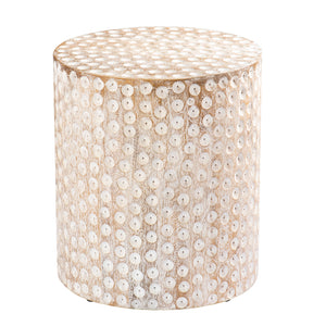 Campti Round Accent Table