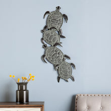 Load image into Gallery viewer, Sea Turtle Wall Art  -  WS6080