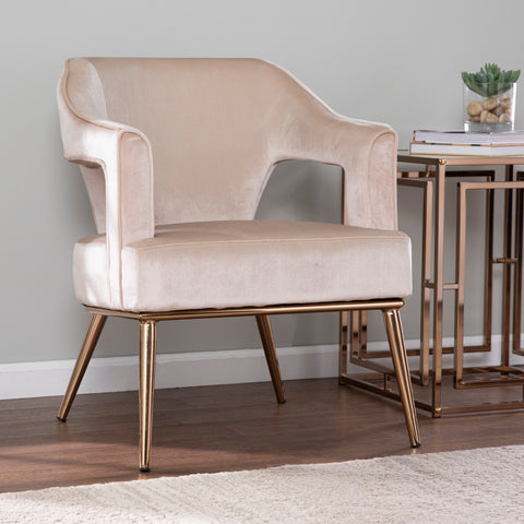 Eldermain Upholstered Accent Chair