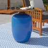 Kenova Round Outdoor Accent Table