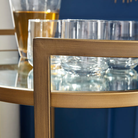 Gardner Small Space Bar Table