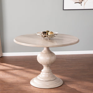 Brandsmere Round Pedestal Dining Table