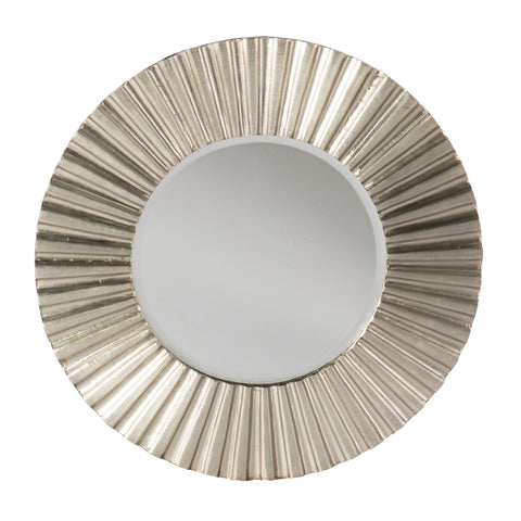 Image of Hessmer Round Decorative Mirror