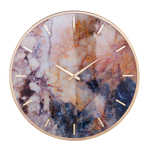 Marbella Multicolor Wall Clock