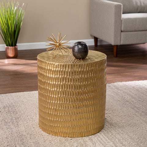 Image of Doylin Round Accent Table