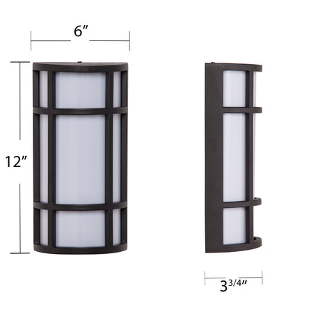 Image of Richman Outdoor Sconce Lamp