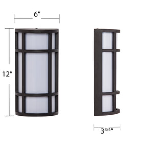 Richman Outdoor Sconce Lamp