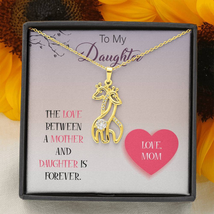 Best Daughter Necklace