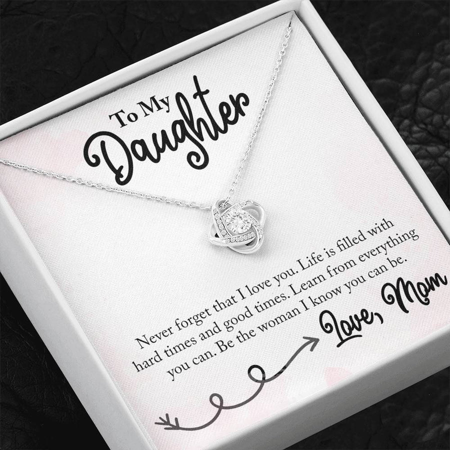 Buy Mother Daughter Necklace Gift