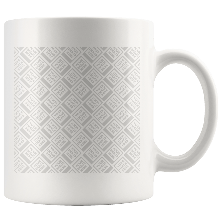 Personalized 11oz Mug - White