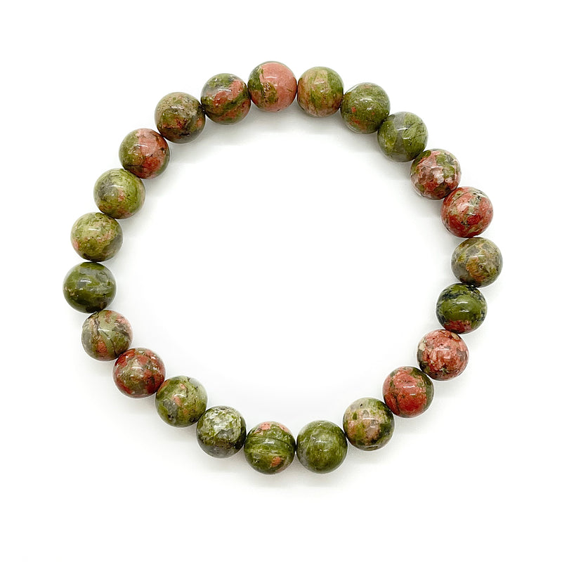 Unikite Beaded Bracelet (8mm)